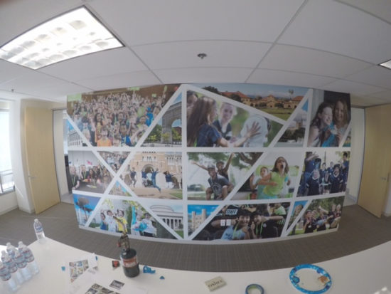 Full Size Wall Graphics