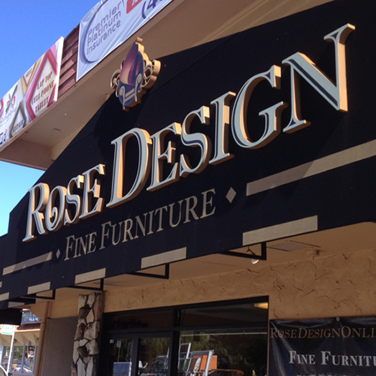 Custom Awnings in San Jose