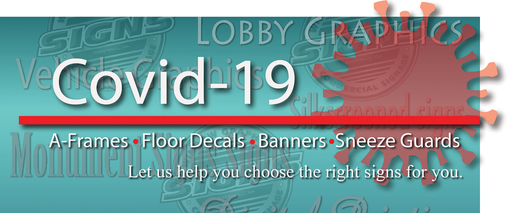 COVID Signage for Your Business