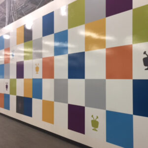 Self-Adhesive Wall Graphics and Murals